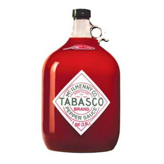 Tabasco Food Items