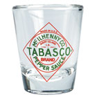 Tabasco® Logo Shot Glass