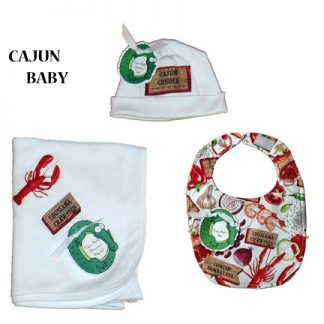 """""""Cajun Baby"""" Accessories"""