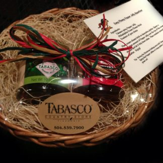 TABASCO® Pepper Jelly Basket