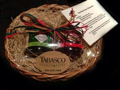 TABASCO® Pepper Jelly Basket