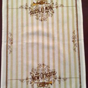 MISS NOLA towel