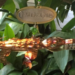 Pilgrim Imports New Orleans Ornaments