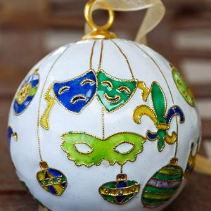 Kitty Keller Designs Cloisonne Ornaments